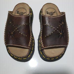 Dr Martens AirWair slip on sandals size 11